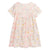 Bonpoint Child Nora Dress Cream Floral Print