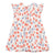 Bonpoint Baby Nuancie Dress Red Cherry Print