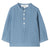 Bonpoint Baby Polisson Shirt Dusky Blue