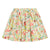 Bonpoint Child Suzon Skirt Green Garden Print