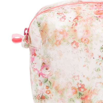 Bonpoint Toiletry Bag Pink Liberty Print