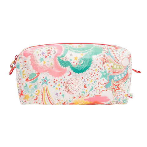 Bonpoint Toiletry Bag Multicolour Planets Print