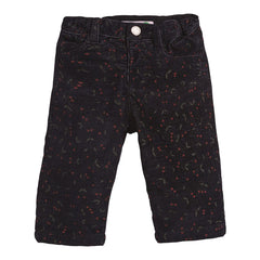 Bonpoint Baby Cookie Pants Cherry Print