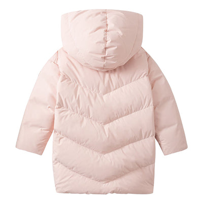Bonpoint Child Pearl Down Jacket
