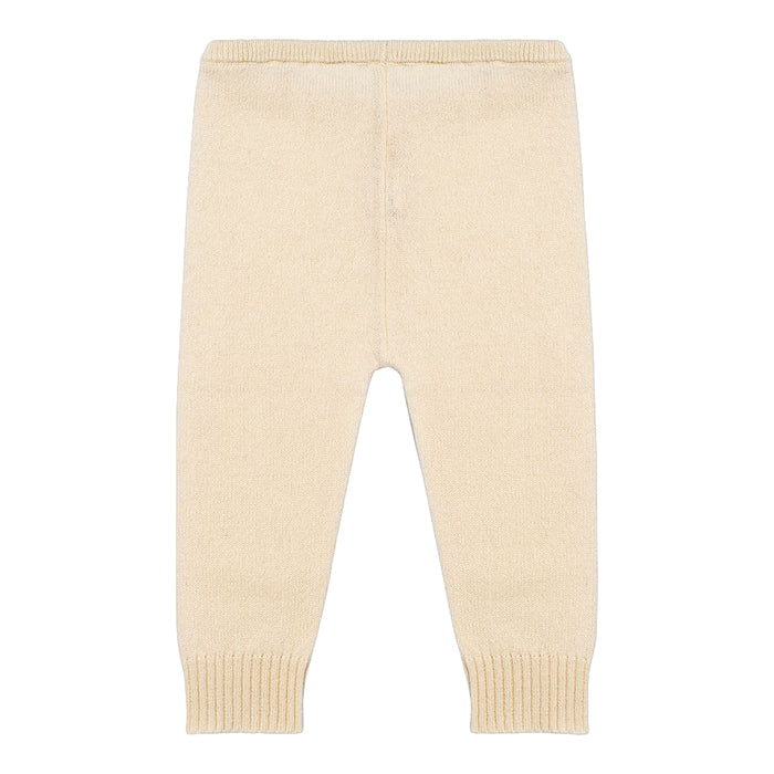 Bonpoint Baby Cashmere Leggings Cream