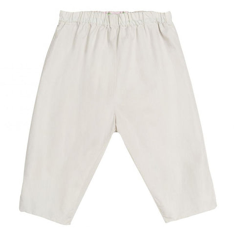 Bonpoint Baby Dandy Pants Cement Grey