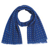 Bonpoint Child Lisbon Scarf Blue