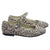 Bonpoint Woman Belinda Ballet Shoes Cheetah Print Brown