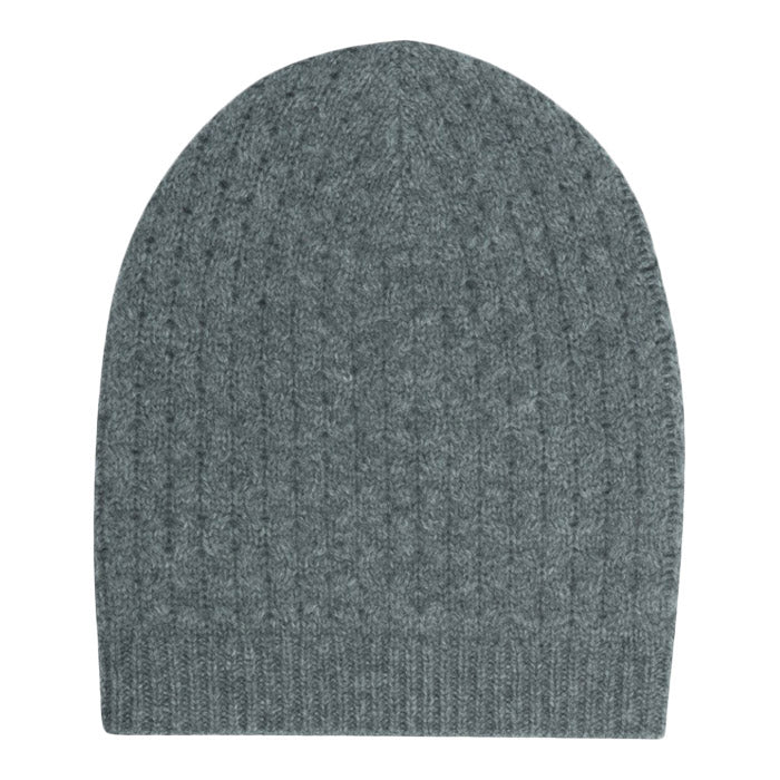 Bonpoint Knitted Hat Gris Fonce - Advice from a Caterpillar