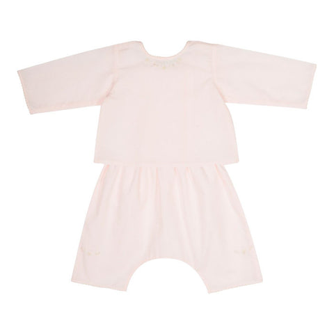 Bonpoint Two Piece Ensemble Rose Pale