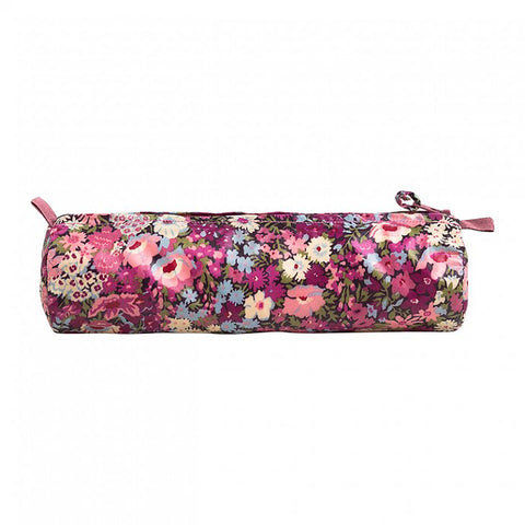 Bonpoint Pencil Case Lilac Purple Floral Print