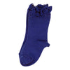Bonton Baby Socks With Ruffle Dabby Blue
