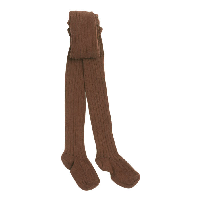 Bonton Child Tights Brown