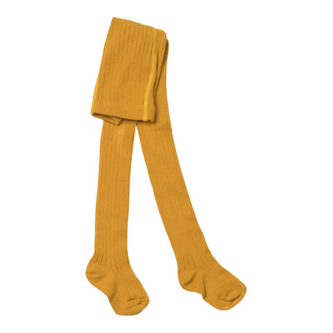 Bonton Child Tights Savora Yellow