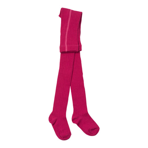 Bonton Child Tights Shocking Pink