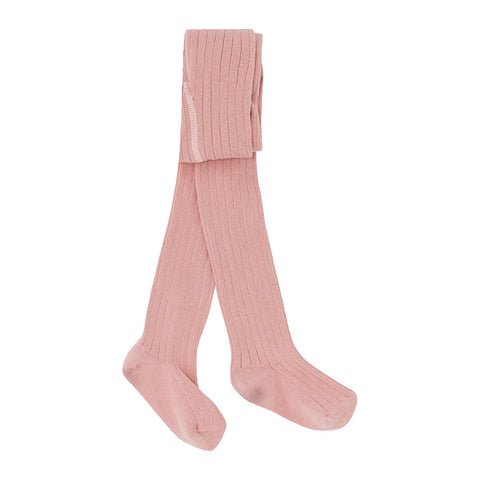 Bonton Child Tights Marshmallow Pink