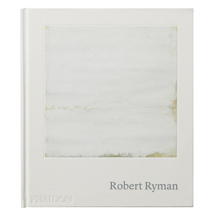 Robert Ryman - Advice from a Caterpillar
