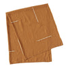 Caroline Z Hurley K'un Throw Rust Brown