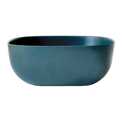 Ekobo Gusto Large Salad Bowl Blue Abyss