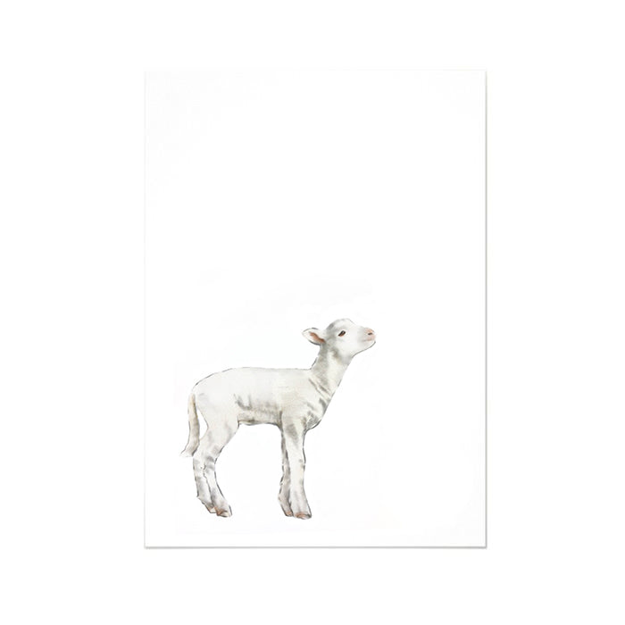 Elizabeth Dyer Cards Lamb