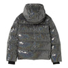 Finger In The Nose Child Snowfield Down Winter Jacket Black Hologram