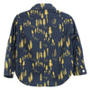 Hopper Hunter by 18 Waits Baby And Child The Hopper Long Sleeved Shirt Navy Blue Woodlands
