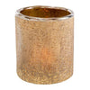 Saturna Candle Holder Gold Ombre