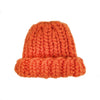 Loopy Mango Mini Beanie Orange - Advice from a Caterpillar