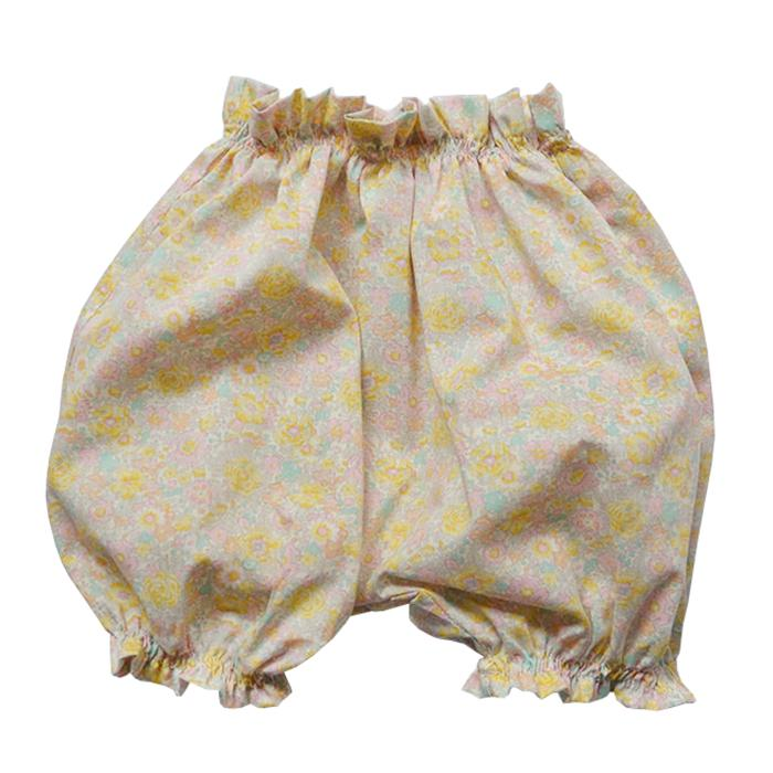 Bloomers in an all over floral print in two colours.