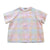 Makie Baby And Child Brett Shirt Rainbow Check