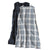 Makie Woman Claudia Sleeveless Dress Blue Plaid