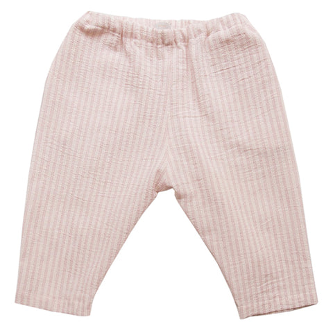 Makie Baby Skylar Pants Red Stripes