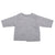 Makie Baby Wrap Blouse In Swiss Cotton Grey