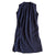 Sleeveless dress in navy blue.