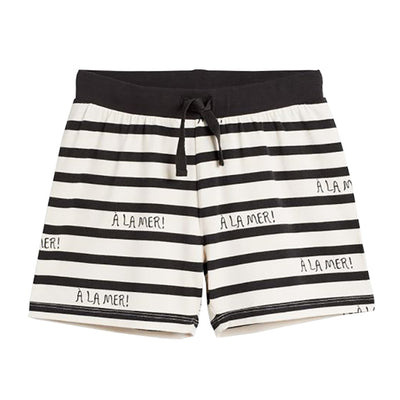 Mini Rodini Baby And Child A La Mer Shorts