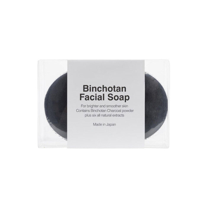 Morihata Binchotan Charcoal Facial Soap - Advice from a Caterpillar