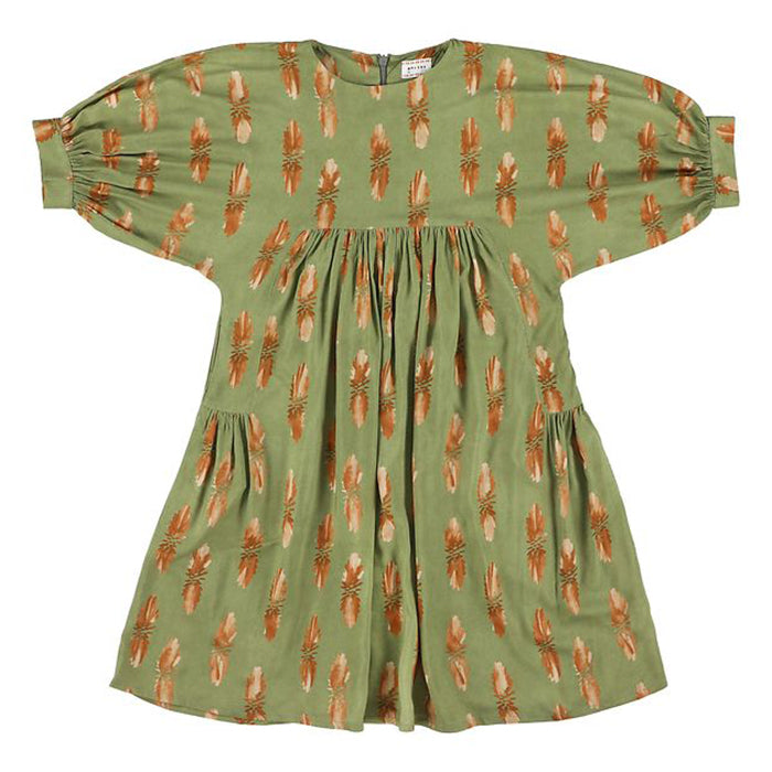 Morley Child Maude Dress Flame Print