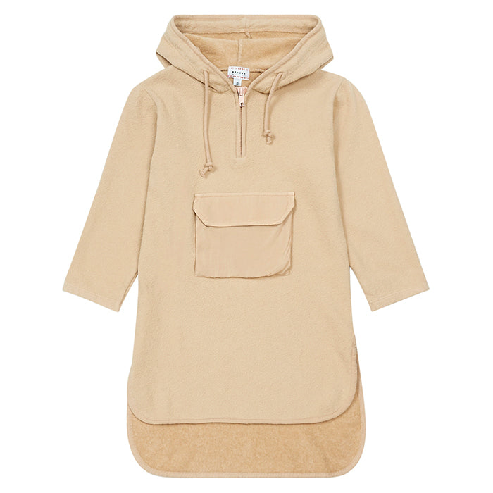Morley Child Miami Sweater Dress With Hood