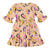 Morley Child Mira Dress Cactusflower Pink Posey Print