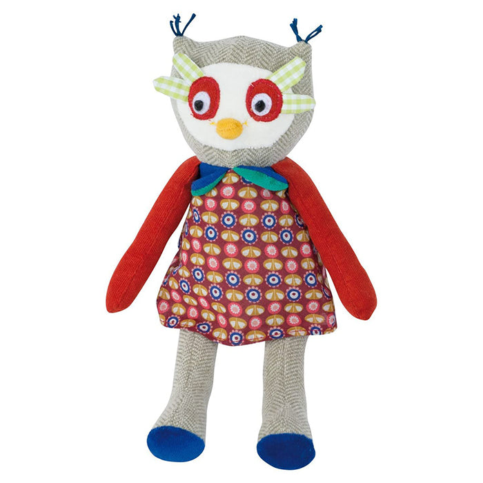 Moulin Roty Les Popipop Mini Owl Doll
