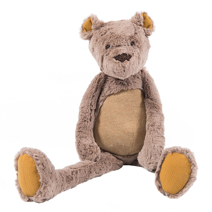 Moulin Roty Les Baba Bou Bear Soft Toy Large