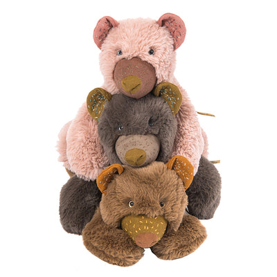 Moulin Roty Rendez-Vous Chemin Du Loup Chanterelle The Teddy Bear Brown