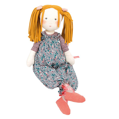 Moulin Roty Les Rosalies Violette The Rag Doll