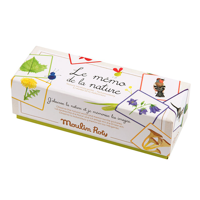Moulin Roty Le Jardin Du Moulin Nature Memory Game