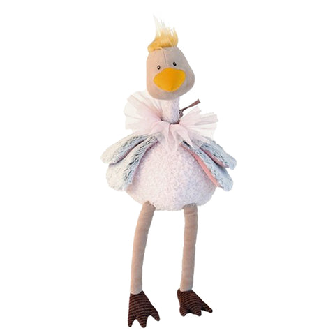 Moulin Roty Le Roty Moulin Bazar Petunia The Ostrich Soft Toy