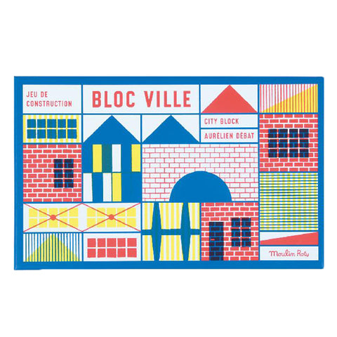 Moulin Roty Building Blocks 40 Pieces