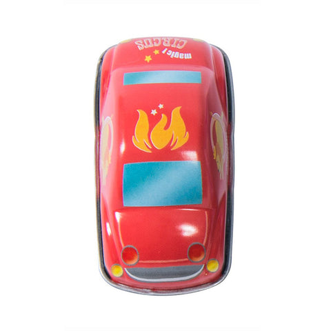 Moulin Roty Les Jouets Metal Pull Back Car Red