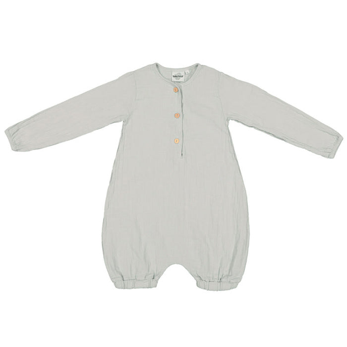 Moumout Paris Baby And Child Jim Long Sleeved Romper