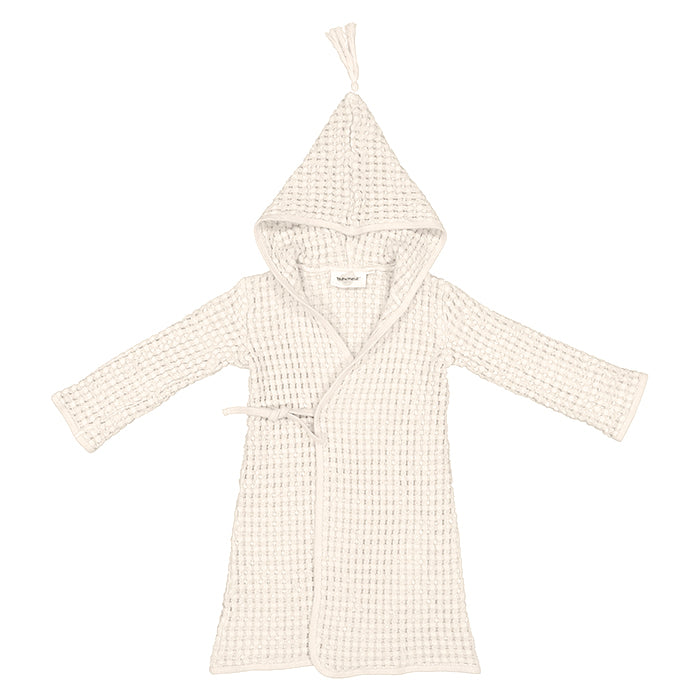 Moumout Paris Baby And Child Pepin Bee Big Honeycomb Bathrobe