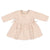 Moumout Paris Child Anita Muslin Dress Nu Pink